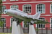 памятник самолету Су-17 в Орехово-Зуево