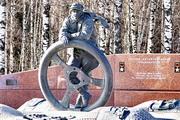 Памятник героям-автомобилистам в Москве