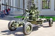 зенитная пушка памятник в Угличе
