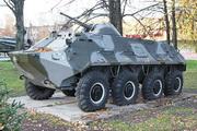 БТР-60ПБ у музея боевой Славы в Ярославле