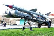 зенитная ракета С-75 у музея Боевой Славы в Ярославле