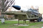 зенитная ракета С-200 Ангара у музея Боевой Славы в Ярославле