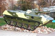 Памятник БМД-1 в Ярославле