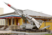 зенитная ракета С-75 Памятник в Ярославле
