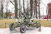 зенитная пушка памятник в Ярославле
