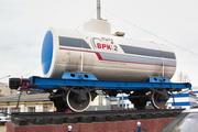 памятник вагону цистерне в Ярославле