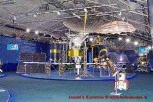 Зал космических войск в Парке Патриот
