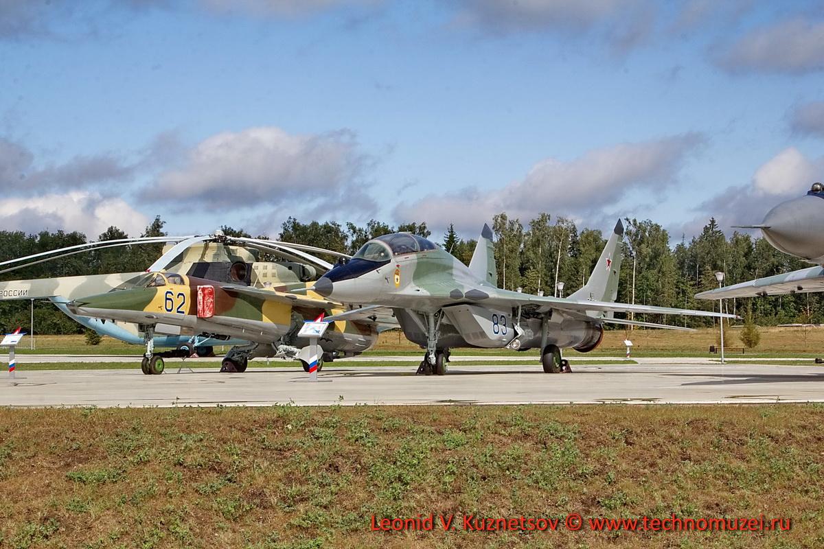 Военная авиация в Парке Патриот