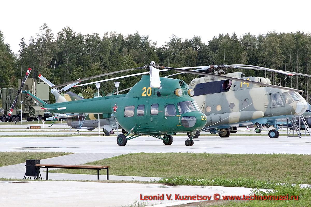 Военные вертолеты в Парке Патриот