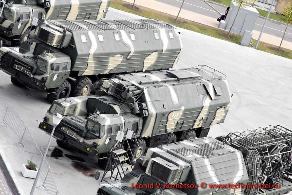 Ракетный комплекс Тополь в Парке Патриот
