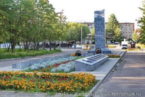 Мемориал Великой Отечественной войны в парке 35-летия Победы в Кинешме