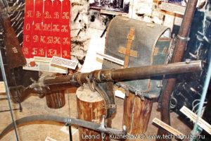 20-мм крепостное ружье системы Гана-Крнка Музей Вооруженных Сил в Москве