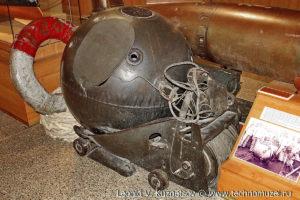 Морская якорная мина образца 1908 года Музей Вооруженных Сил в Москве