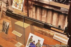 Тело 7,62-мм станкового пулемета системы Кольта-Браунинга Музей Вооруженных Сил в Москве