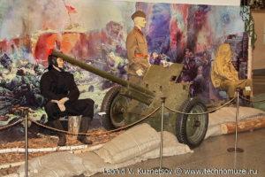 Выставка военного головного убора Музей Вооруженных Сил в Москве