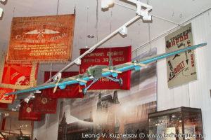 Модель тяжелого бомбардировщика ТБ-3 (АНТ-6) Музей Вооруженных Сил в Москве