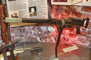 Пулемет ШКАС подарок В.М.Молотову Музей Вооруженных Сил в Москве