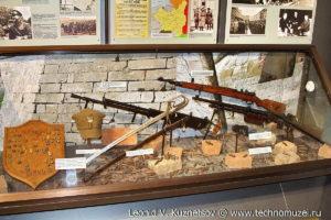 Трофеи РККА периода освободительного похода в Западную Белоруссию и Украину 1939 года Музей Вооруженных Сил в Москве