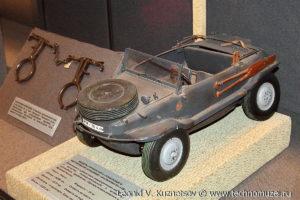 Модель немецкого командно-разведывательного Фольксвагена Музей Вооруженных Сил в Москве