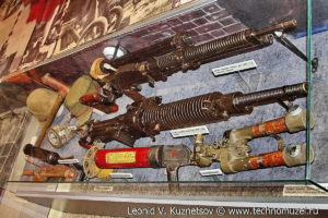 Трофеи, захваченные в боях у озера Хасан и на реке Халхин-Гол Музей Вооруженных Сил в Москве