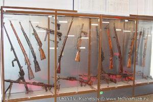 Стрелковое оружие Вермахта Музей Вооруженных Сил в Москве