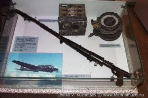 Фрагменты немецких самолетов сбитых в небе над Москвой Музей Вооруженных Сил в Москве