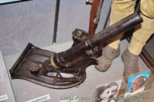 50-мм ротный миномет образца 1941 года Музей Вооруженных Сил в Москве