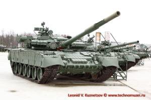 "Площадка ""танки и бронетехника"" в Парке Патриот"
