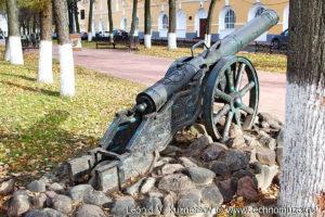 Князь-пушка в Ярославле