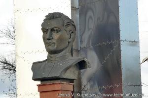 Памятник Амет-хан Султану в Ярославле