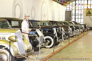 Музей Московский транспорт на Рогожском валу