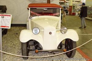 Tatra 57C 1934 года в музее Московский транспорт
