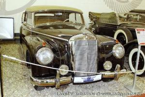 Mercedes-Benz 220S в музее Московский транспорт