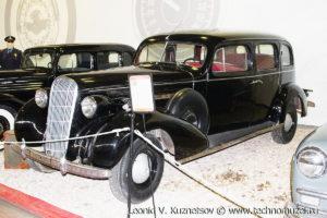 Buick Series 90 Limited в музее Московский транспорт