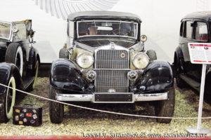 Mercedes-Benz 290 в музее Московский транспорт