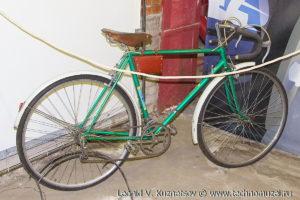 Велосипеды в музее Московский транспорт
