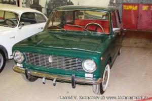 ВАЗ-2101 в музее Московский транспорт