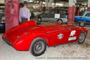 MGA Sebring в музее Московский транспорт