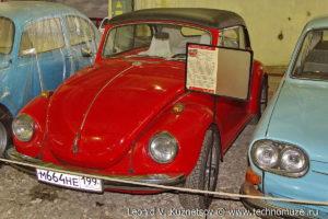 Volkswagen 1300 в музее Московский транспорт