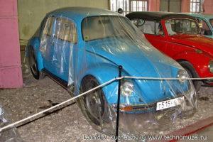 Volkswagen 1200 в музее Московский транспорт