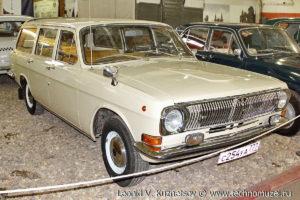 ГАЗ-24-02 в музее Московский транспорт
