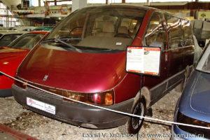 Москвич-3733 в музее Московский транспорт
