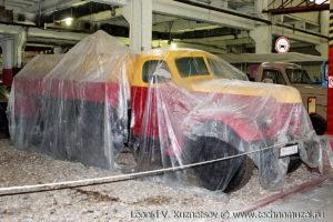 АЦ-4-150 в музее Московский транспорт