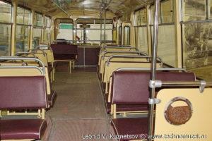 ЛиАЗ-677 1975 года в музее Московский транспорт