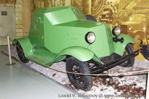 Бронеавтомобиль Д-8 на выставке Моторы войны на Поклонной горе
