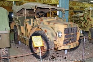 Артиллерийский тягач FIAT-Spa на выставке Моторы войны на Поклонной горе