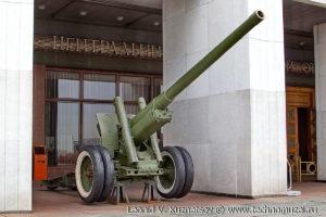 Пушка А-19 в Музее на Поклонной горе