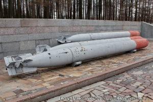 Торпеда 53-39 в Музее на Поклонной горе