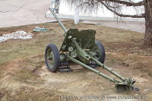 Пушка М-42 в Музее на Поклонной горе