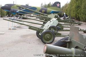 Пушка М-6 в Музее на Поклонной горе